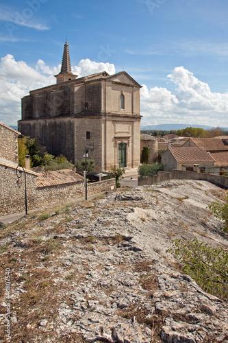 Eglise de Caumont sur Durance