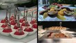 festa catering collage desser frutta antipasto