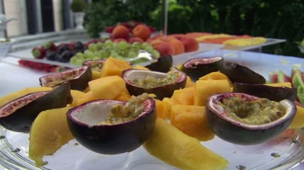 festa catering frutta esotica
