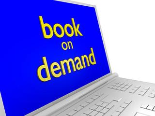 book on demand - 3D