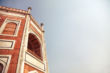 Tomb of Humayun in Delhi