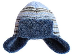 Bleu  chaud bonnet