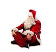 Calm Santa Claus