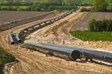Pipeline Konstruktion