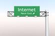 Nächste Ausfahrt - Internet