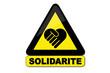 Panneau solidarité