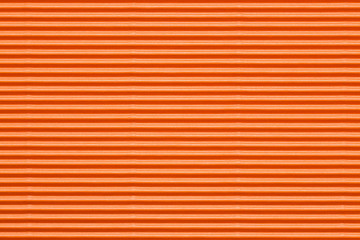 orange corrugated cardboard
