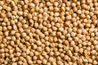 the pattern of chickpeas
