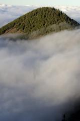 Landscape of lava, Teide National Park. Tenerife