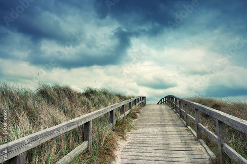 Fototapeten,strand,pewter,brücke,sanddünen