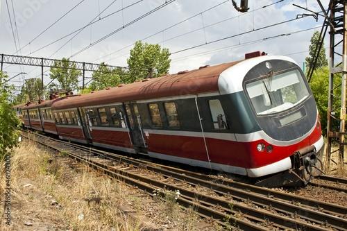 Train derailment - 46824300