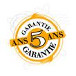 timbre garantie 5 ans