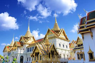Palace Wat Phra Kaew.