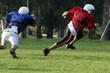 Pro American Football Play
