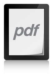 Tablet pdf File