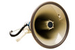 One megaphone