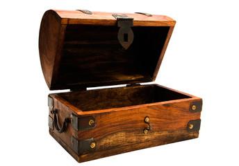 Open chest box