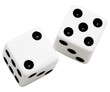 Two dices - 46835188