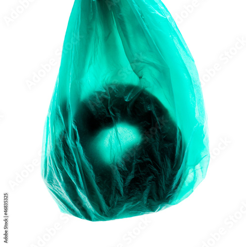 Bag of Dog poo