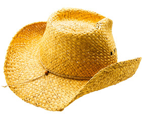 Stylish cowboy hat