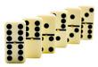 Six dominos