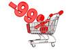 Ninety nine percent discount