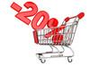 Twenty percent discount