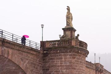 Winter in Heidelberg