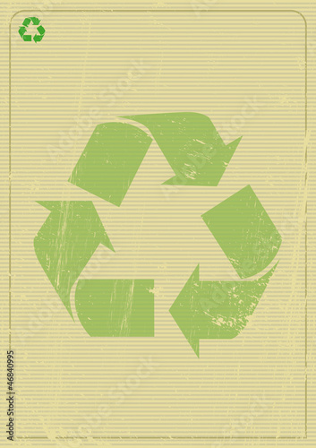 Recyclabe background