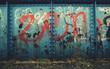 graffiti panels