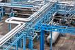 Gas processing plant