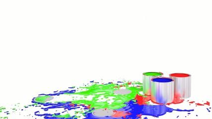 color paint aplha channel