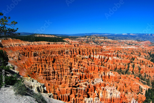Parc National Bryce Canyon, Ouest Américain, USA