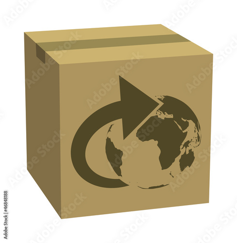 Worldwide Delivery Box