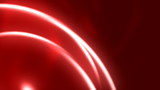 Glowing Lines Red Abstract Video Background