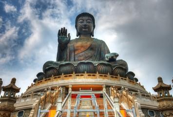 Giant Buddha of Hong Kong