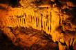 Leinwandbild Motiv Biserujka cave, Krk island, Croatia