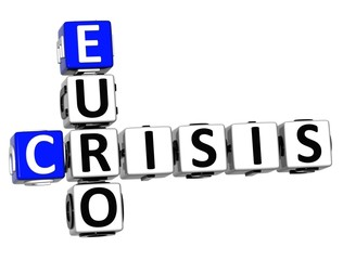3D Euro Crisis Crossword