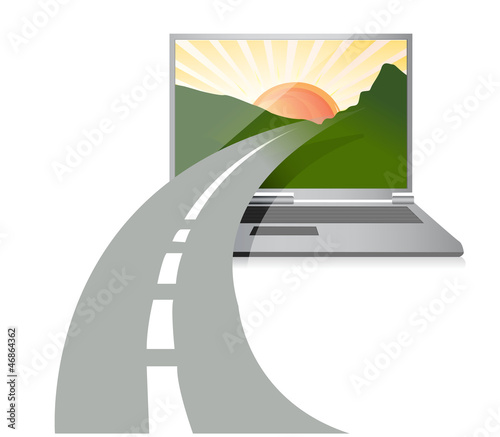 road to technology