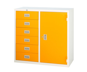 keep and storage documents and files in beautiful steel cabinet