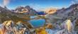 Italy Alps Dolomites´nice panorama  - Tre Cime - Lago dei Piani