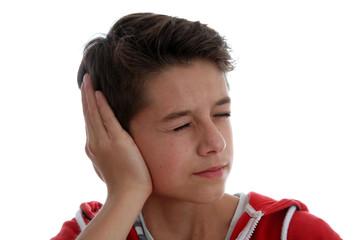 Ohrschmerzen