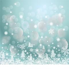 Christmas banner, gray !