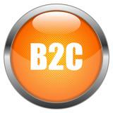 Vector Button B2C poster