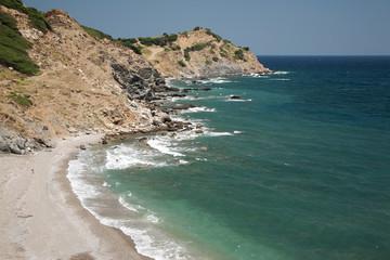 Xanemos beach, Skaithos