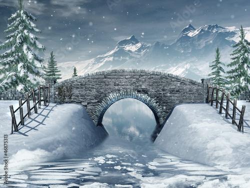 Fototapeten,abbildung,hintergrund,wald,winter