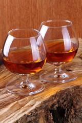 Bicchieri di cognac
