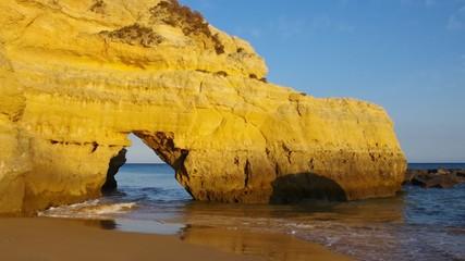 Algarve Strand vid 18 orig