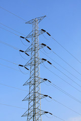 High Voltage tower-2
