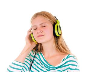 Bei Musik entspannen